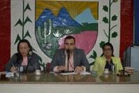 Câmara de São José do Bonfim realizou Sessão Ordinária na noite desta sexta-feira (08