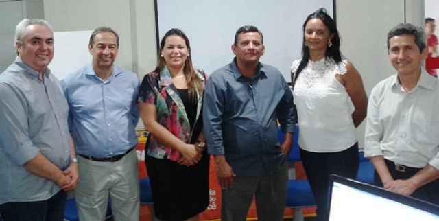 Presidente Nadir Rodrigues destaca participação das Câmaras na abertura das Oficinas do Interlegis na manhã desta segunda-feira